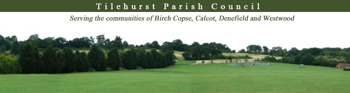 Header Image for Tilehurst Parish Council
